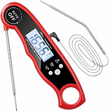 Food Thermometer, Instant Read Meat Thermometer