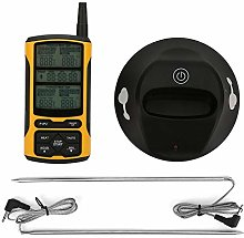 Food Thermometer - Wireless Remote Transmission