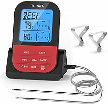 Food Thermometers, TURATA Meat Thermometer with