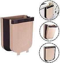 Food Waste Bin, Lightweight Wall Mounted Foldable