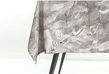 FOONKA Sandy Beach Tablecloth 140 x 280 cm 100%
