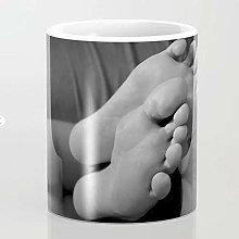 Foot Fetish Coffee Mug 11oz Ceramic White or Black
