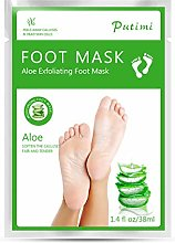 Foot Peel Mask , Exfoliating Peeling Feet Mask