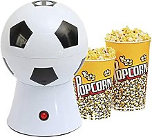 Football Popcorn Maker, Hot Air Poppers with