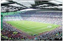 Football Stadium 1.9m x 288cm Children's