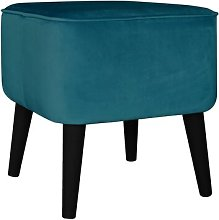 Footstool MONKEY MACHINE Upholstery Colour: