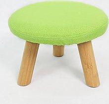 Footstools & Ottomans Fabric Sofa Stool Shoe Bench
