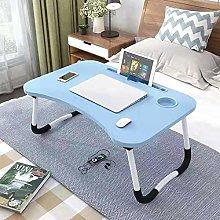 For Folding Laptop Stand Holder Study Table Desk