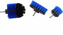 for Laundry Room Cleaning, 3Pcs Power Scrubber