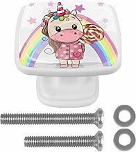 for Office Cabinet Cupboard Lollipop Rainbow