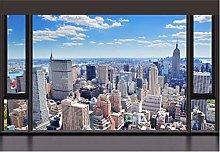 for Walls Custom 3D Photo Wall Paper Modern Urban