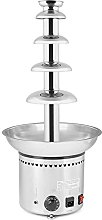 FORAVER 5-Tier Chocolate Fountain Commercial 68CM
