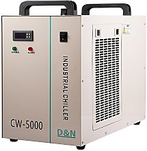 FORAVER 6L Tank Water Chiller CW-5000DG Industrial
