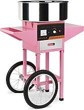 FORAVER Candy Floss Maker Cart Commercial