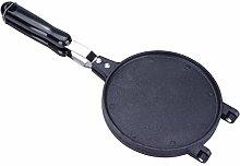 Forbestest Waffle Cone Maker Non-stick Crepe Pan