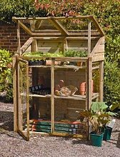 Forest Garden Mini Greenhouse - 144 x 120.