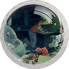 Forest Spirits My Neighbor Totoro Studio Ghibli(3)