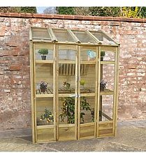 Forest Victorian Tall Wall Greenhouse