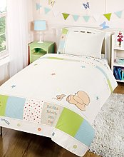Forever Friends Little Star Baby Boy Cot/Cot Bed