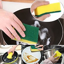 ForgetMe 21Pcs Cleaning Scrub Sponges for Kitchen,