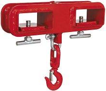 Forklift Lifting Hoist 1000kg Capacity - Sealey