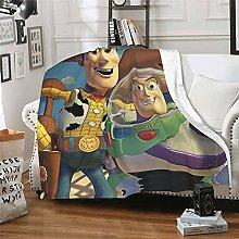 forky comedy Toy Story season 3 hamm Sherpa Throw
