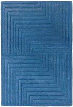 Form Blue 120 x 170cm