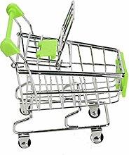 Fornateu Baby Kids Simulation Shopping Cart Toys