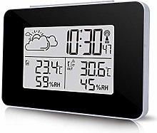 FORNORM Weather Forecast Clock, Digital Wireless