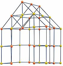 Fort Building Kit 158 Piece Play Tent Kit Fort