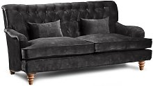 Forteau 2 Seater Chesterfield Sofa Rosalind Wheeler