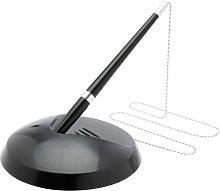 Forum Desk Set/Reception Pen Black