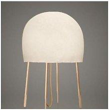 Foscarini - Kurage Table Lamp with Wood Legs