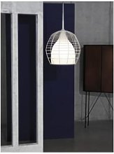 Foscarini - suspension cage pm - white -