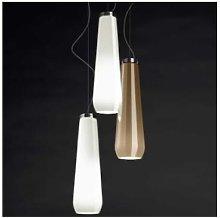 Foscarini - White Glass Drop Lamp