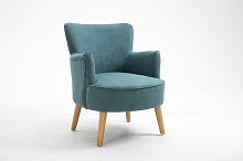 Fountain Tubchair Norden Home Upholstery Colour: