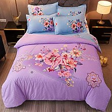 Four-Piece Bed Three-Piece Bed Bedding Bed Cover