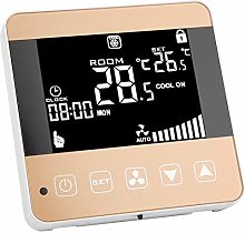 Four Wind Speed Mode Thermostat Temperature