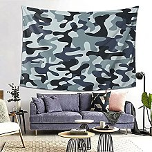 FOURFOOL Wall Hanging Tapestry,Camouflage