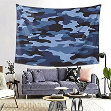 FOURFOOL Wall Hanging Tapestry,Camouflage Texture