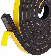 Fowong Adhesive Foam Tape 12mm(W) x 10mm(T) x