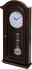 Fox and Simpson Burnley Walnut Pendulum Clock with