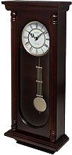Fox and Simpson Horsforth Walnut Pendulum Clock