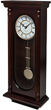 Fox and Simpson Horsforth Walnut Pendulum Clock