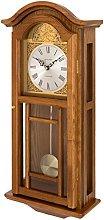 Fox and Simpson Kempston Pendulum Wall Clock (Oak)