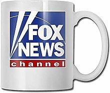Fox News Channel Logo Cool Coffee Mugs 11oz Unique