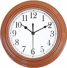 "Foxtop Kitchen Wall Clock 9"" Silent"