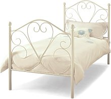 Fraher Single (3') Bed Frame with Mattress