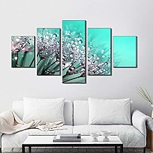 Frameless Painting core Decorated with