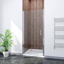 Frameless Pivot Shower Door Glass Screen